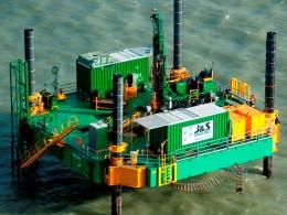 Marine Drilling - Darwin