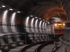 Perth Airport Tunnel