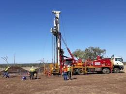 Basalt Quarry Geotech Drilling