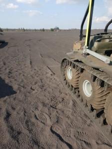 Geoprobe Groote - ATV1