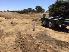 Landfill Monitoring Bores