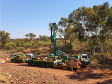 Pilbara Monitoring Bores delivered on Tier 1 site
